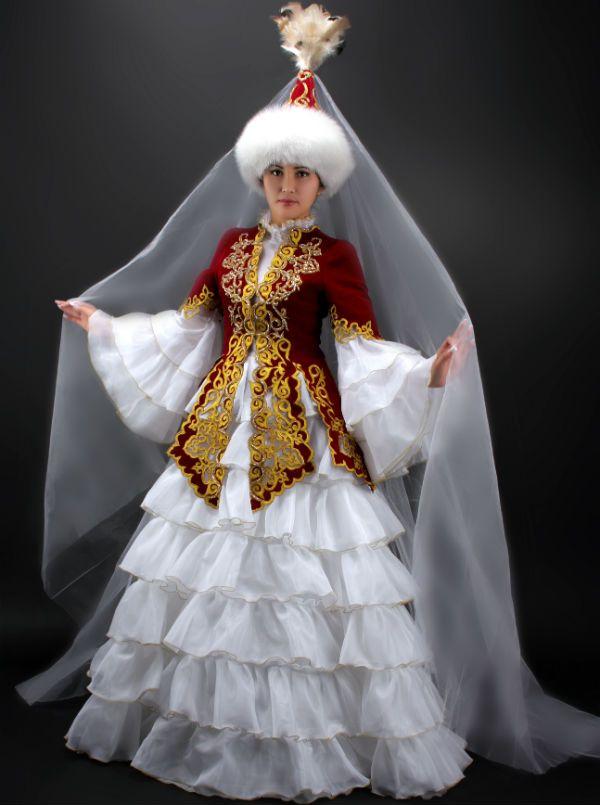 Национальный костюм женский фото