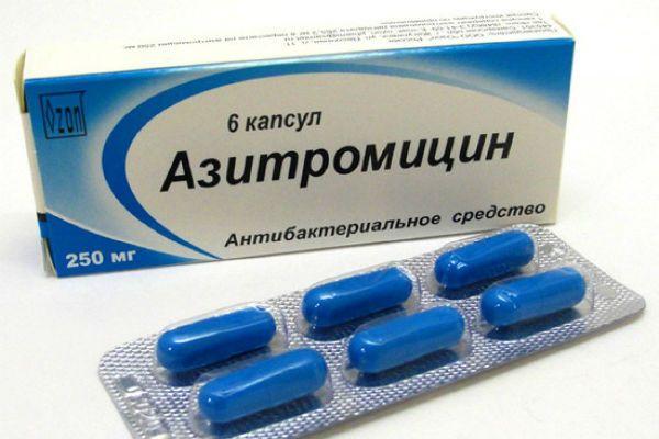 Азитромицин фото