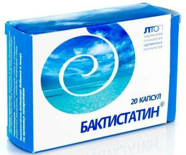 Бактистатин фото