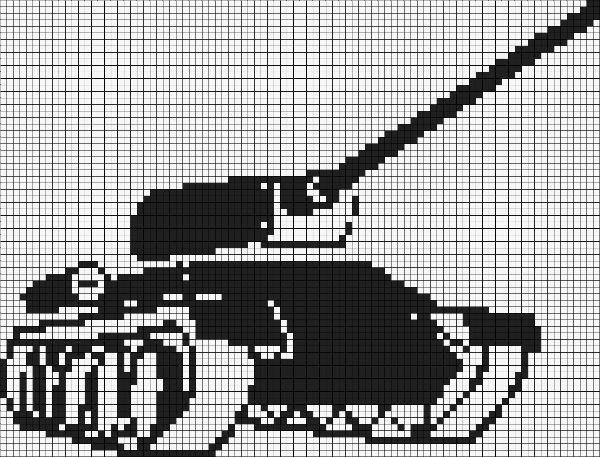 Боевой танк фото