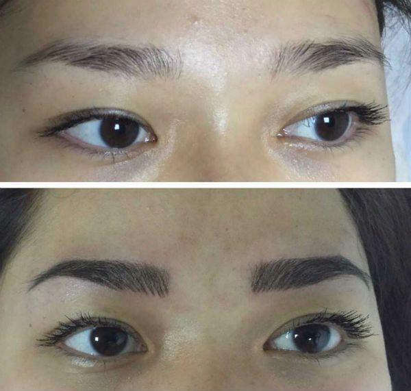 Азиатский тип внешности фото