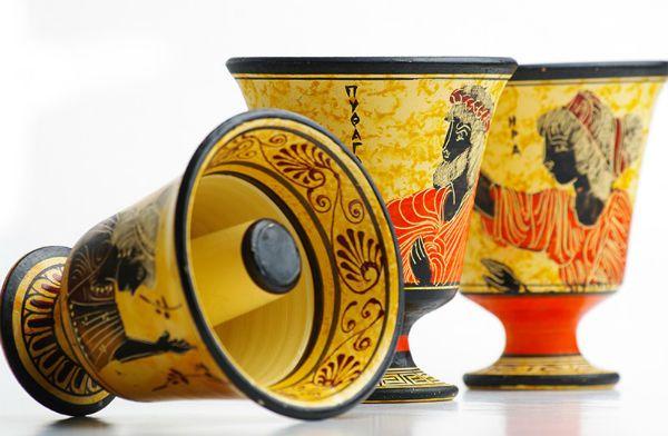 Чаша Пифагора фото