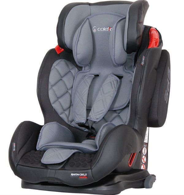 Coletto Sportivo Only Isofix фото