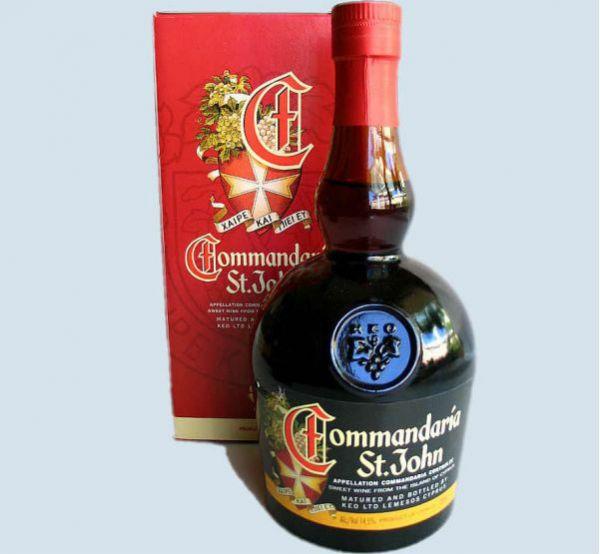 Вино Commandaria фото