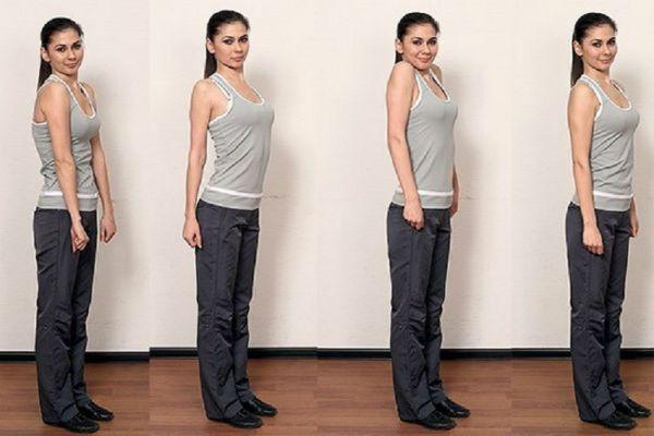 Круговые движения плечами фото