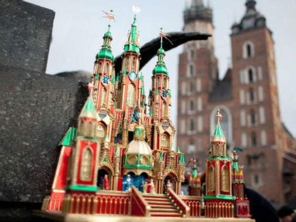 Миниатюры замков фото
