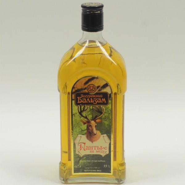 Настойка «Панты на меду» фото