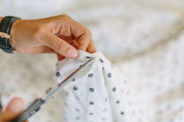 Платье из юбки 5 фото