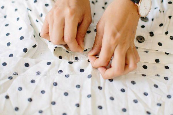 Платье из юбки 6 фото