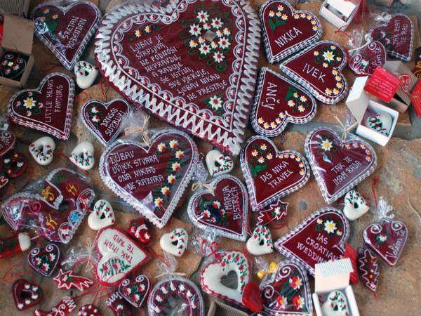 Пряники «Лицитарское сердце» фото