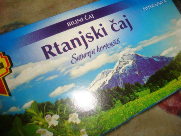 Ртаньский чай фото