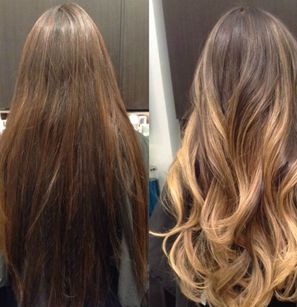 Восстановление волос фото