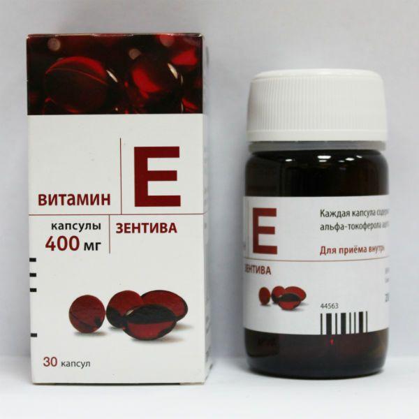Витамин Е фото