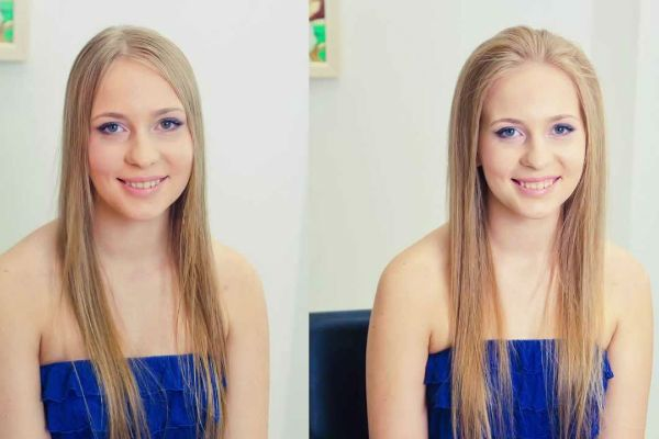 Буст ап фото до и после