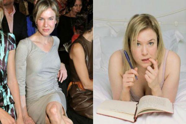 Рене Зеллвегер до и после пластики фото
