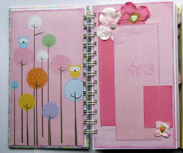 Красивый дневник фото