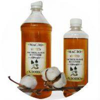 Полезные свойства и противопоказания хлопкового масла