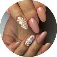 Как пользоваться акриловой пудрой для ногтей (Фото)