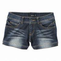 Как сделать шорты из джинс в домашних условиях без машинки