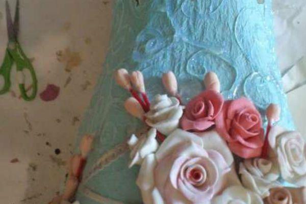 Добавляем цветы фото