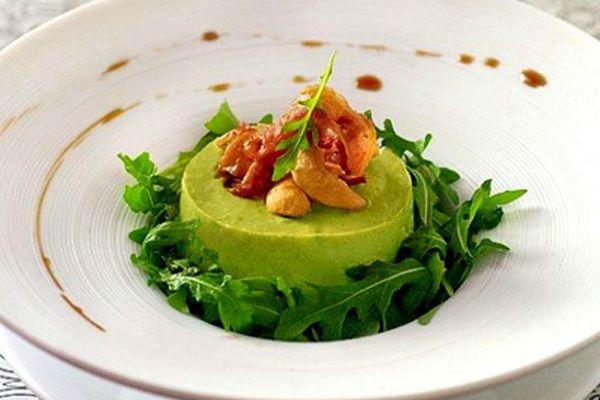 Мусс из авокадо фото