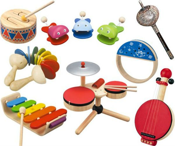 Музыкальные игрушки фото