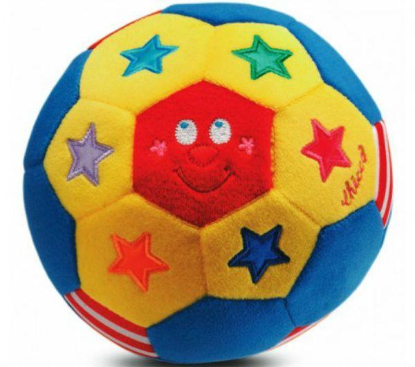 Мячик с музыкой и подсветкой фото