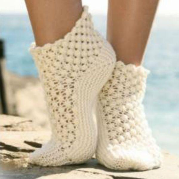 Низкие носки фото