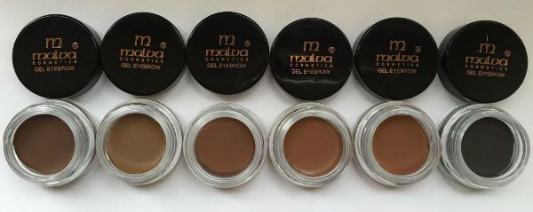 Помада для бровей Malva Gel Eyebrow фото