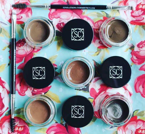 Помада для бровей Sinsation Cosmetics Brow Guru Gel фото