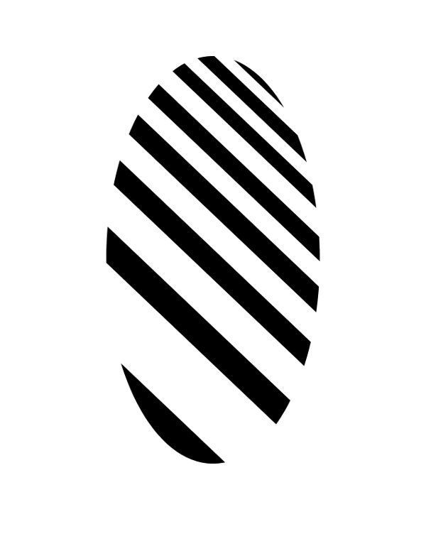 черно белая картинка для новорожденных