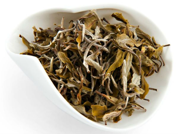 Бай Му Дань (Белый пион) белый чай фото
