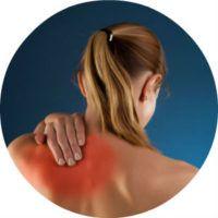 Боли в спине под лопатками причины
