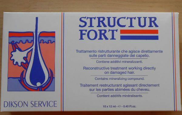 Dikson Structur fort ампулы фото