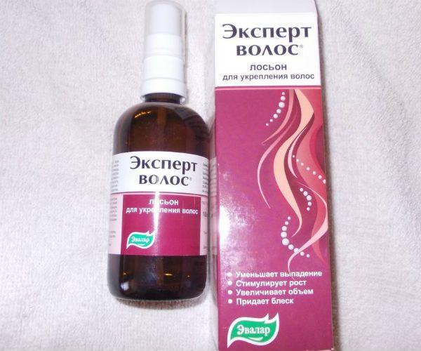 Эвалар «Эксперт волос» лосьон активатор фото