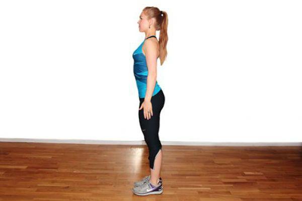 Разгибание корпуса с выпрыгиванием в планку упражнение 1 фото