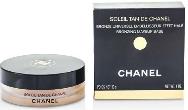 Chanel Soleil Tan de Chanel база фото