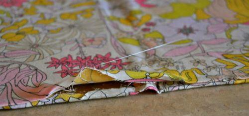 Чехол для планшета из картона и ткани поклейка фото
