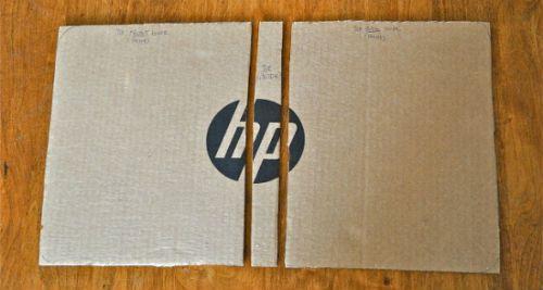 Чехол для планшета из картона и ткани раскройка фото
