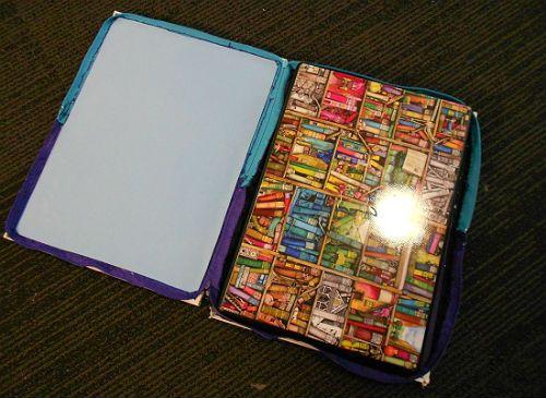 Чехол для планшета из книжной обложки 13 шаг фото