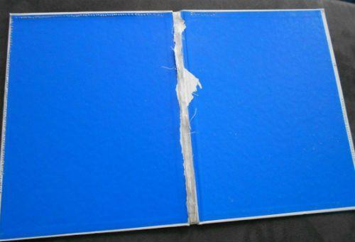 Чехол для планшета из книжной обложки 6 шаг