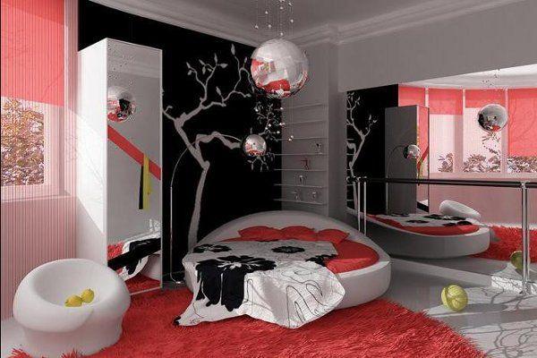 комната девушки 13