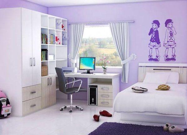 комната девушки 14