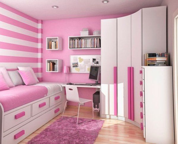 комната девушки 19