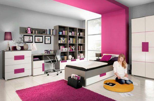 комната девушки 2