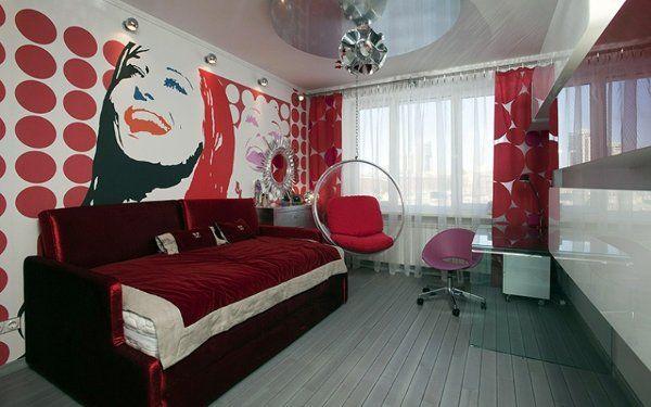 комната девушки 26