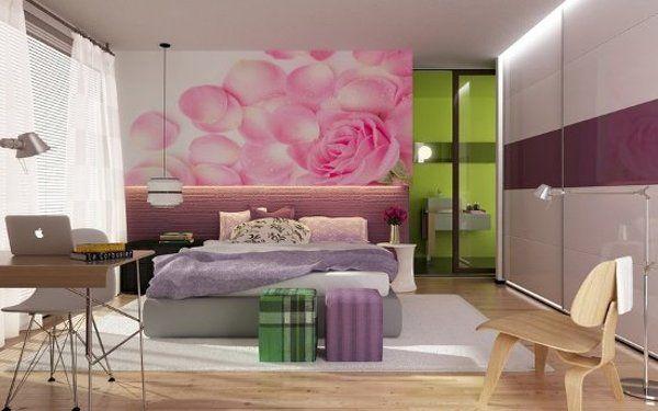 комната девушки 3