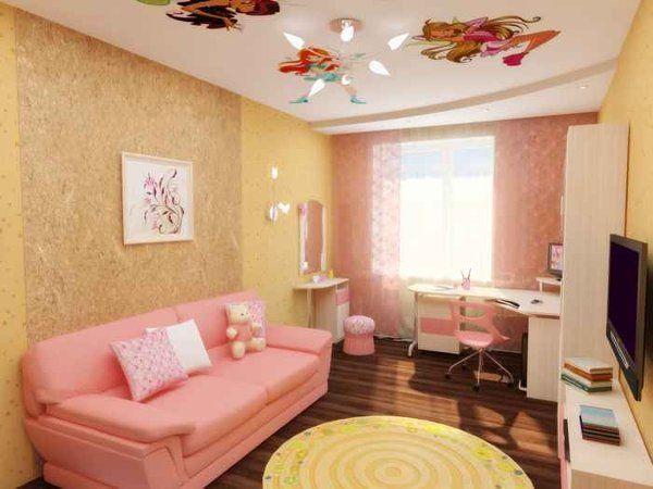 комната девушки 30