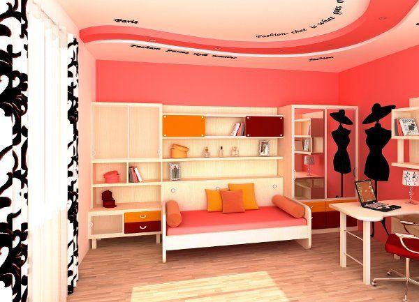 комната девушки 33