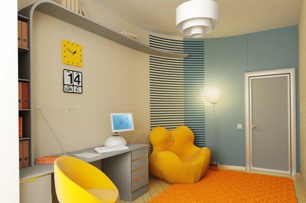 комната девушки 35